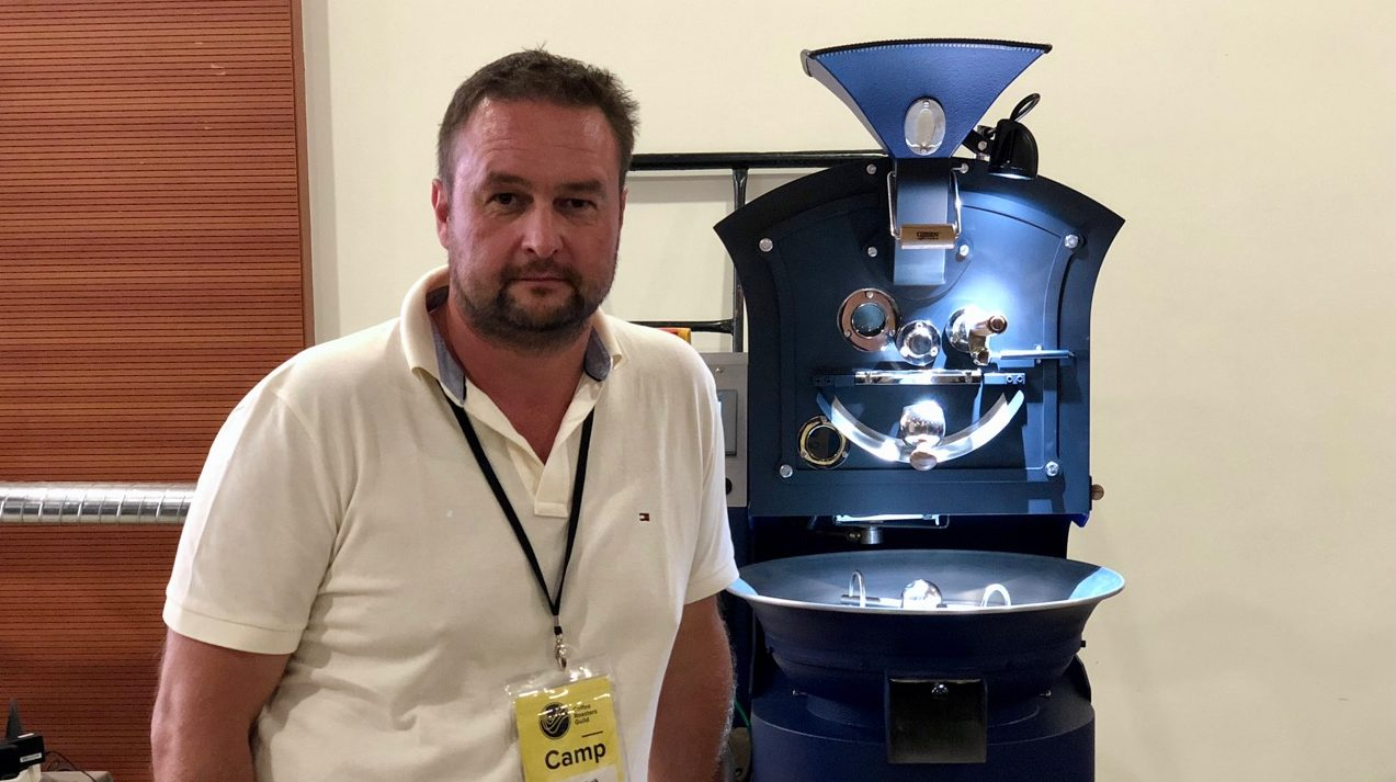Coffee Roasters Guild Camp – Reportáž
