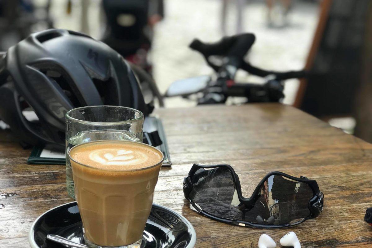 FlatWhite BikeHelmet Cycling